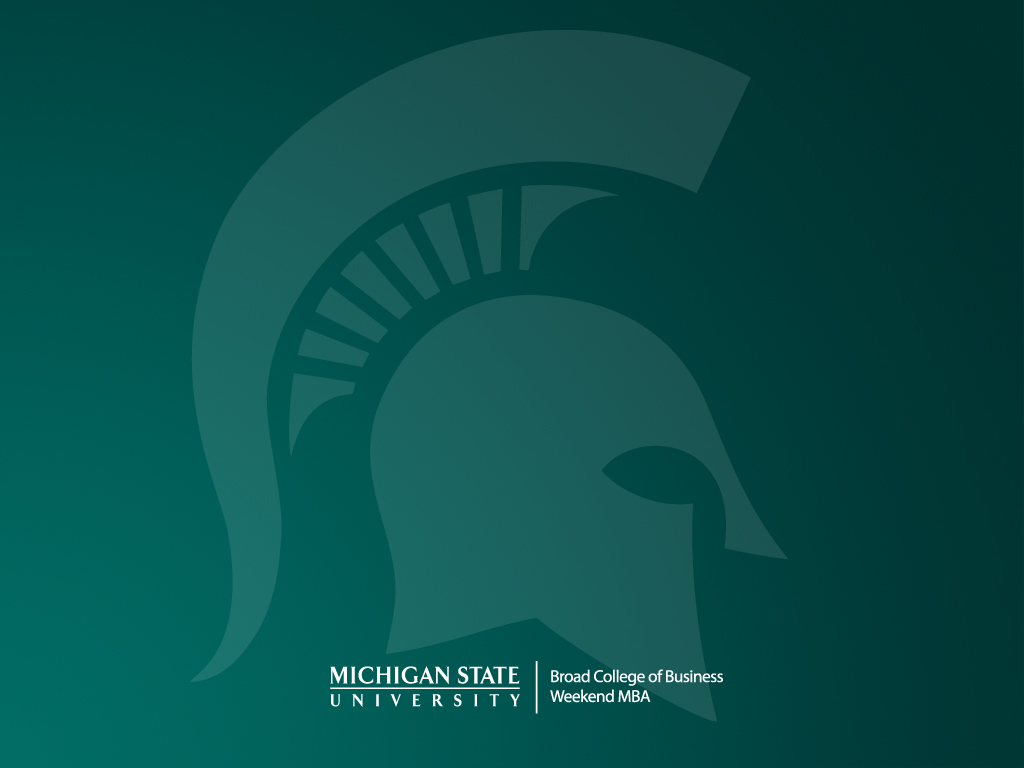 Show your Spartan Spirit with a desktop background from the Broad 1024x768