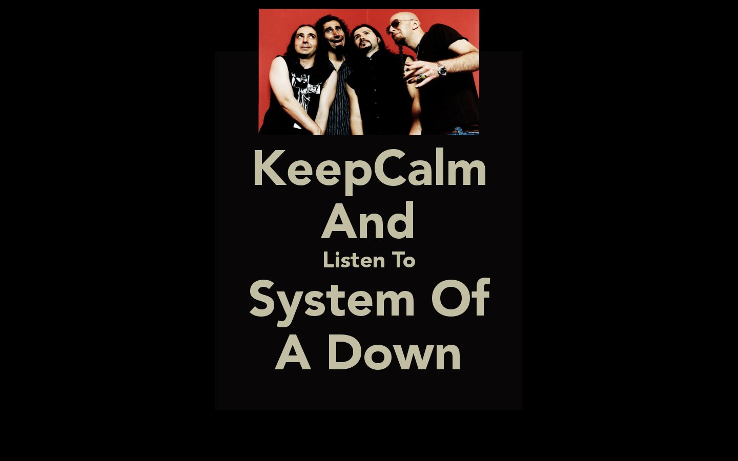 System of A Down Computer Wallpapers Desktop Backgrounds 1440x900 1440x900