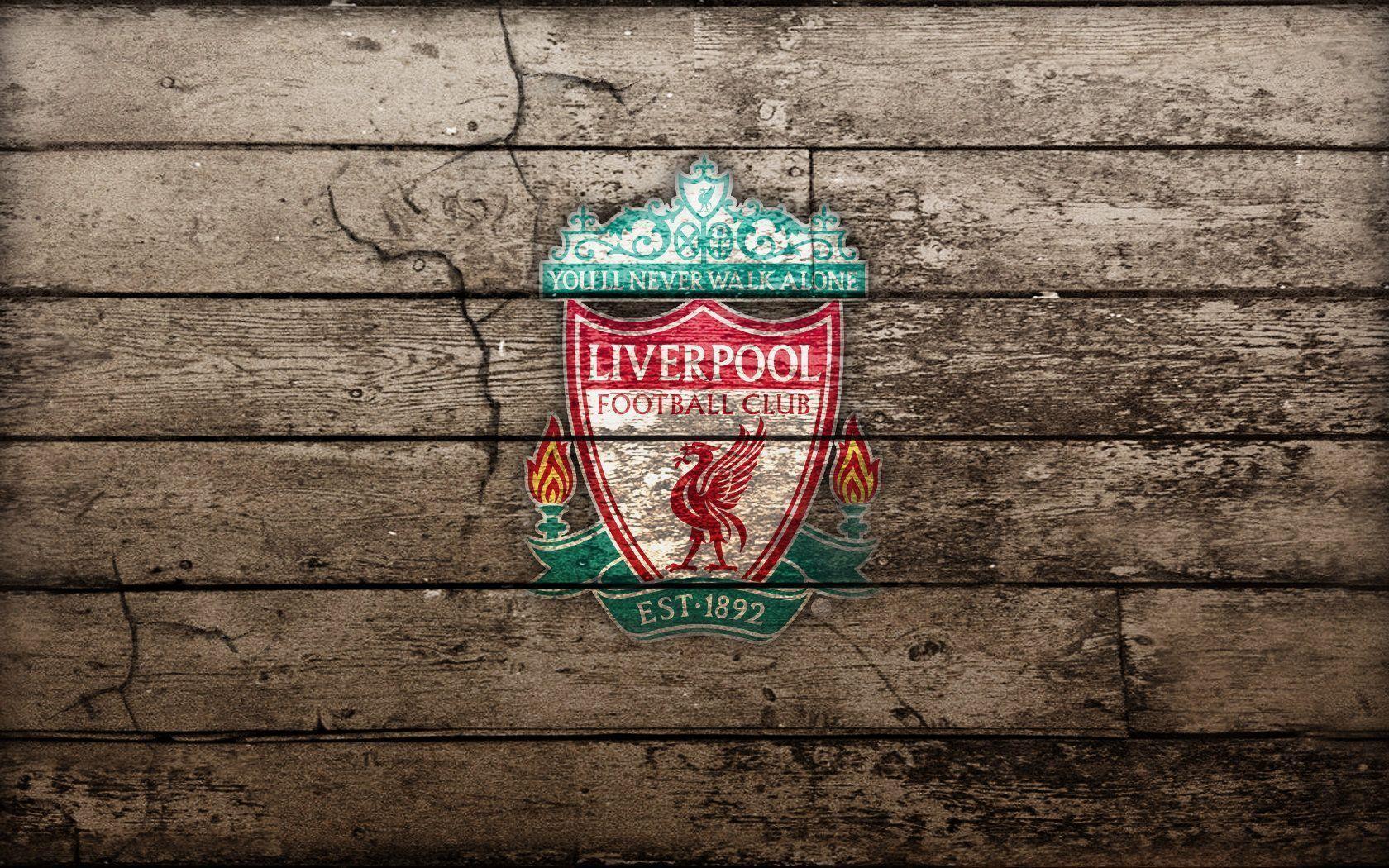 Wallpapers Logo Liverpool 2016 1680x1050
