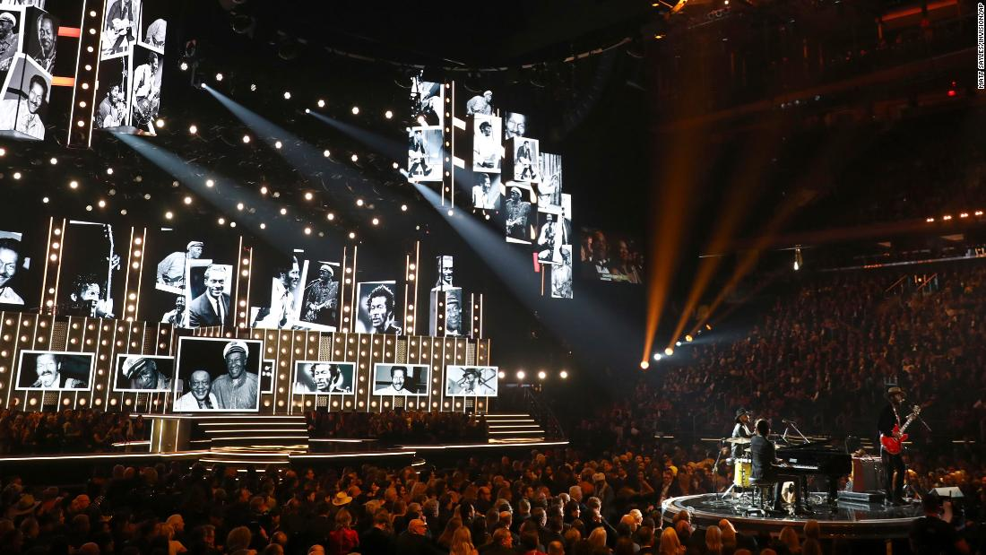 9 of the most talked about moments at the 2018 Grammys   CNN 1100x619
