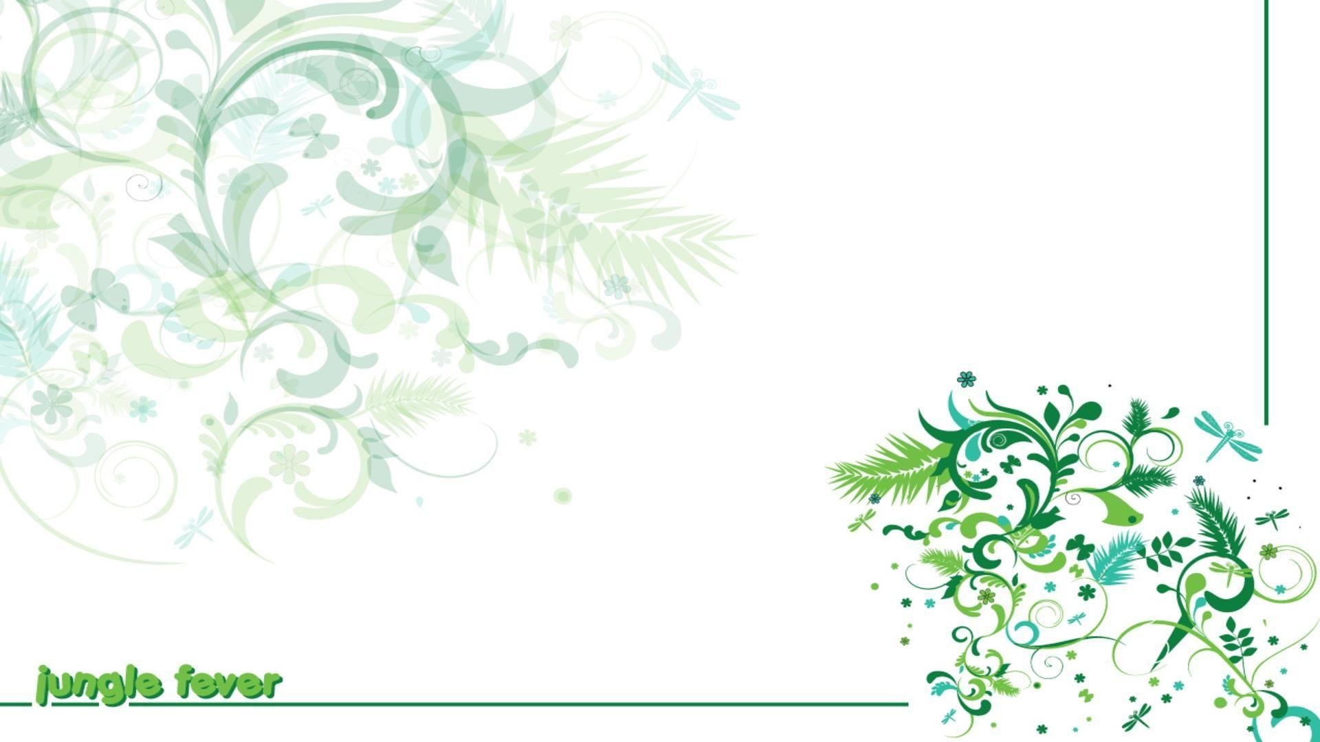 green and white backgrounds - photo #12