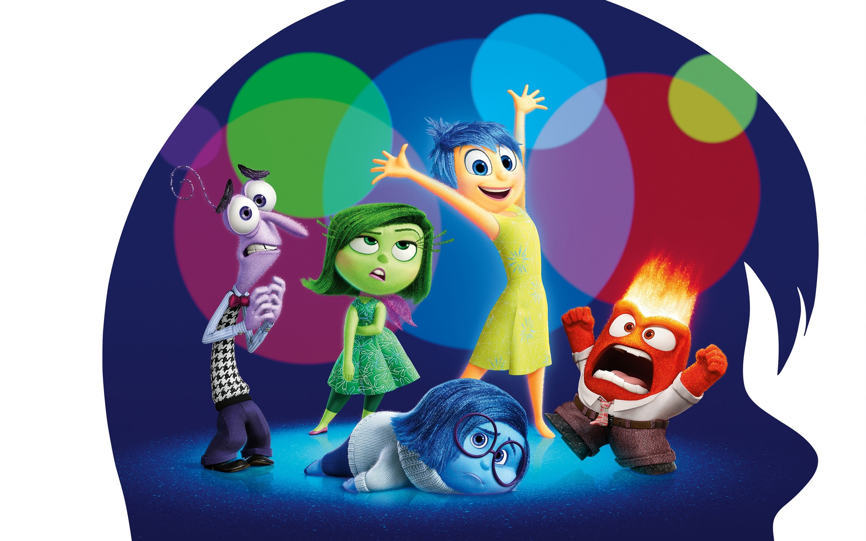 Inside Out Movie 2015 HD Wallpaper   iHD Wallpapers 2880x1800
