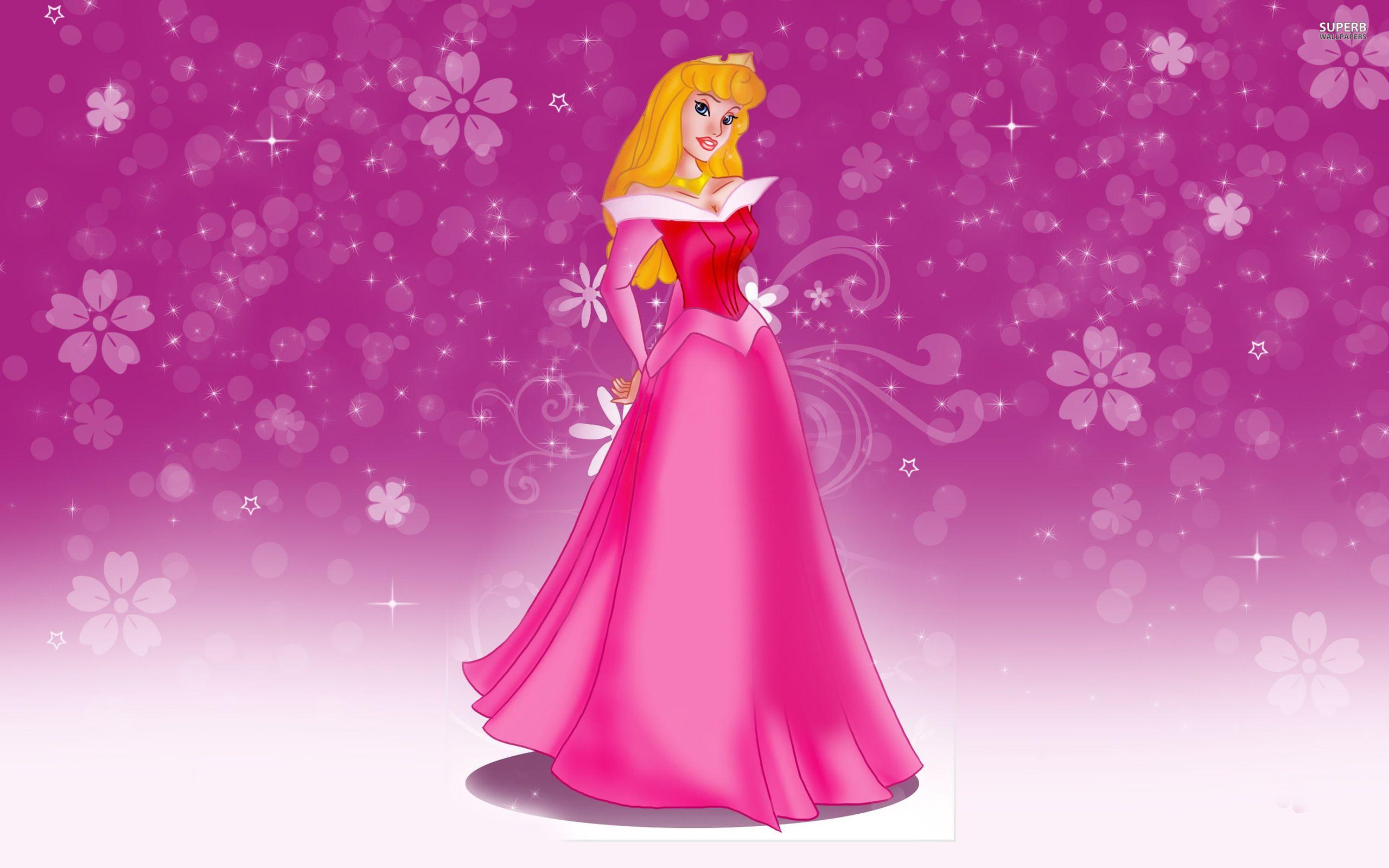 Princess Aurora   Sleeping Beauty wallpaper   Cartoon wallpapers 2560x1600