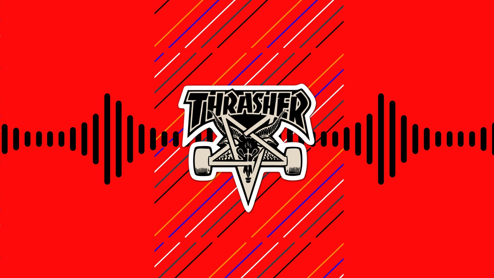 60 Thrasher Logo Wallpapers on WallpaperPlay 1920x1080