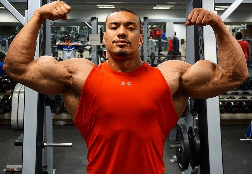 Larry Wheels Age Height Weight Images Bio Diet Workout 850x589