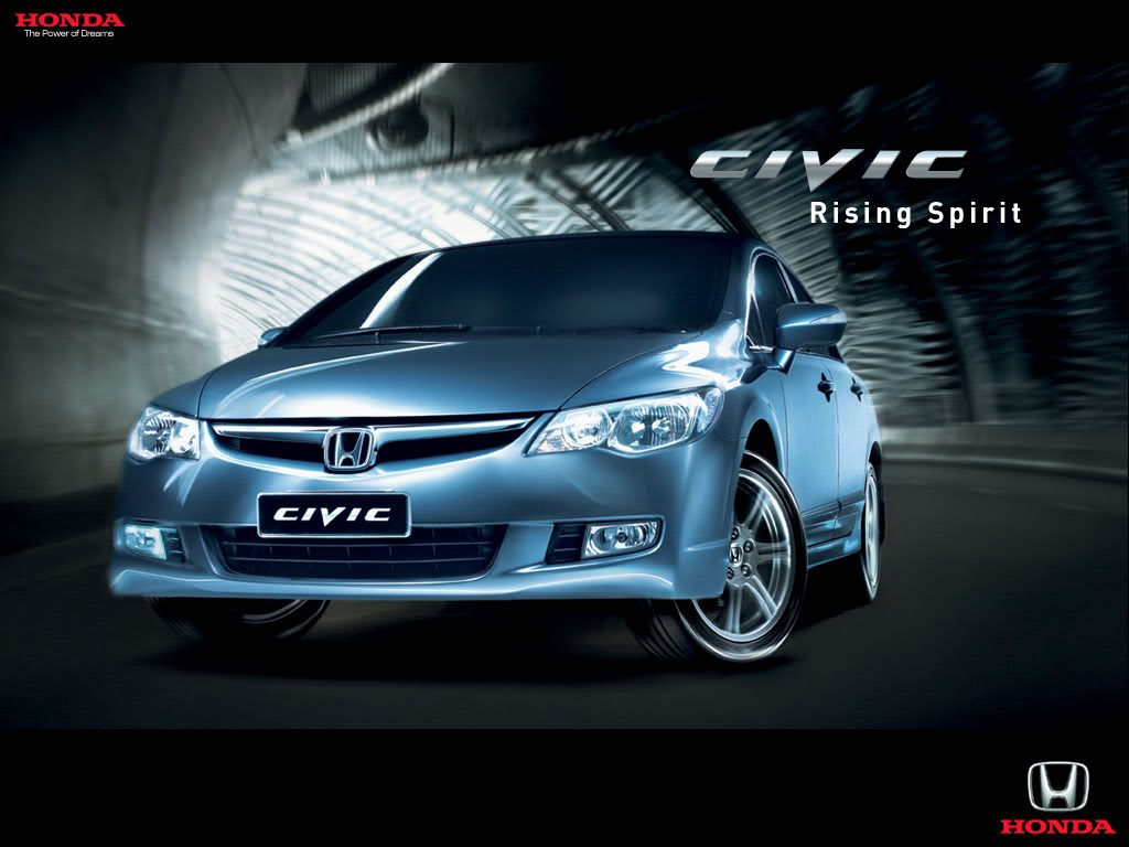 Honda Civic Wallpaper Instructions