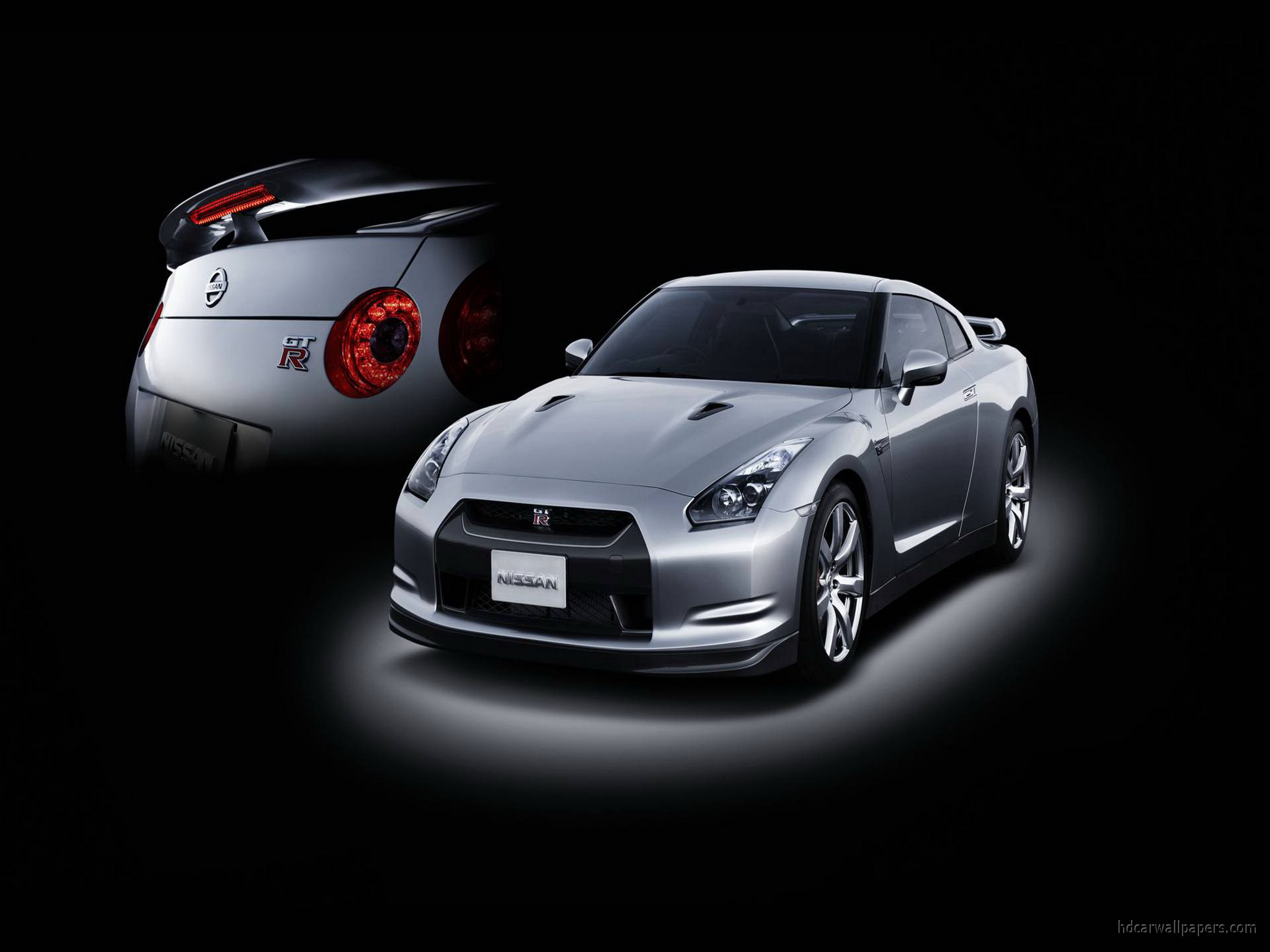Nissan GTR iPad Wallpaper - WallpaperSafari