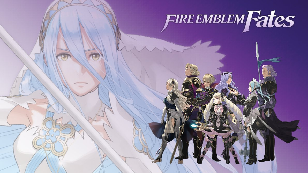 Free Download Fire Emblem Fates Wallpaper Nohr Side By Masterenex