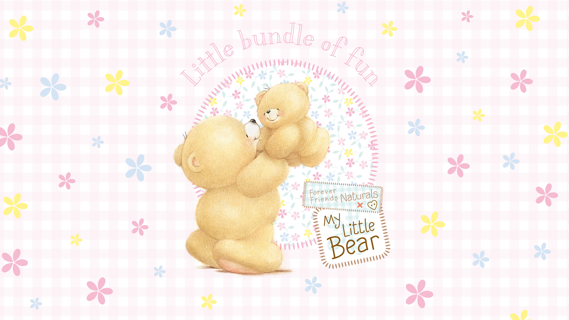 Forever Friends Bears Hallmark Wallpaper With 1024x768 Resolution HD 1920x1080