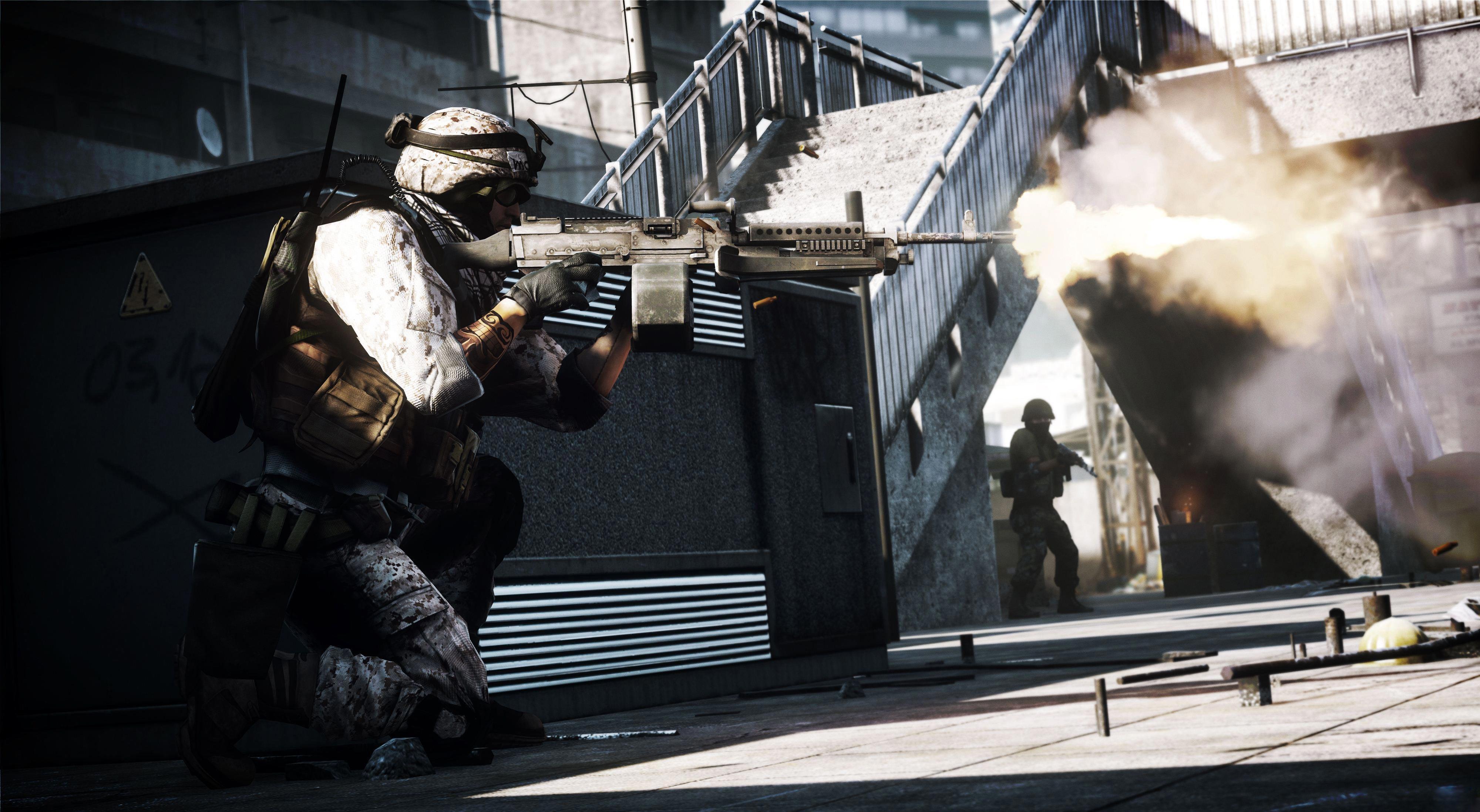 Battlefield 4 4000x2196