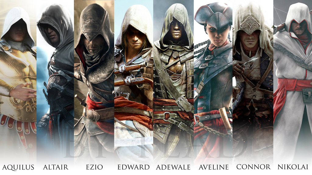 Free Download All Assassins 20 By Tead By Santap555 1024x576 For