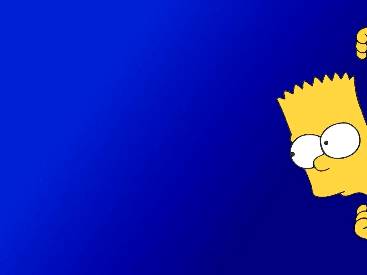 Funny Bart Simpson HD Wallpapers Download Wallpapers in HD for 1280x960