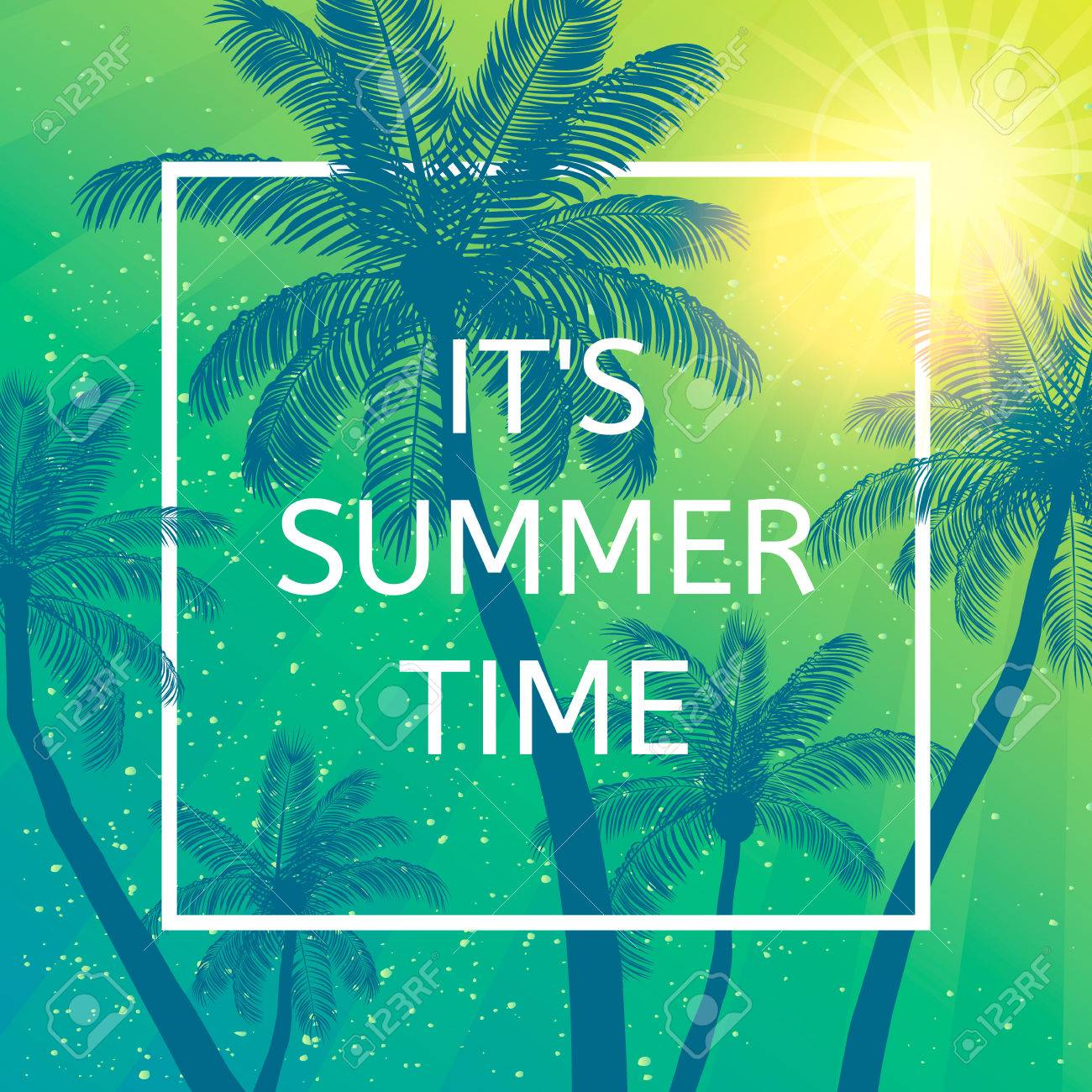 Its Summer Time Wallpaper Fun Party Background Picture 1300x1300
