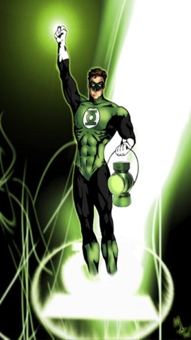 Green Lantern Iphone Wallpaper Given url is not allowed by 640x1136