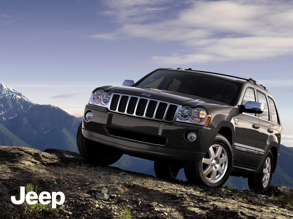 Jeep Grand Cherokee Wallpapers 12DJ8AX WallpapersExpertcom 1024x768