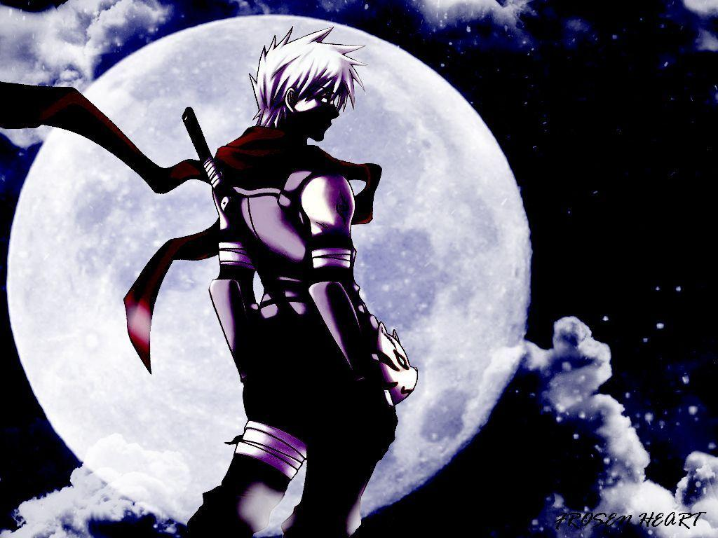 Kakashi Anbu Wallpapers 1024x768