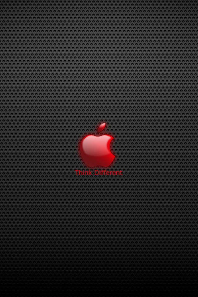 iPhone 4 Apple Logo Wallpaper 06 iPhone 4 Wallpapers iPhone 4 640x960