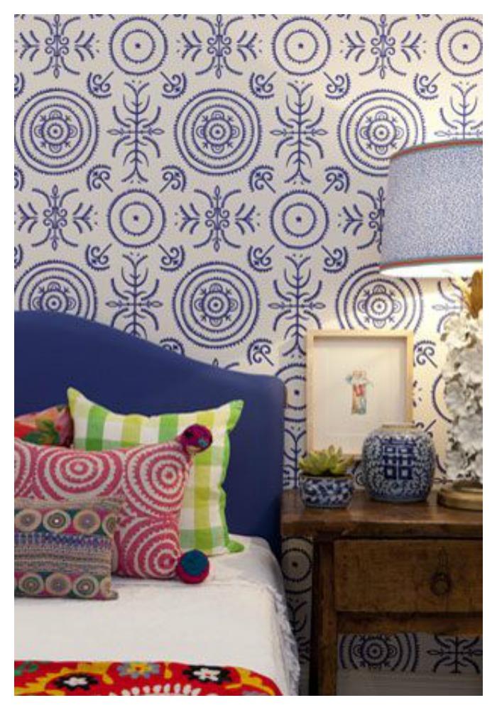 Gorgeous Wallpaper   DIY Decorator 700x1000