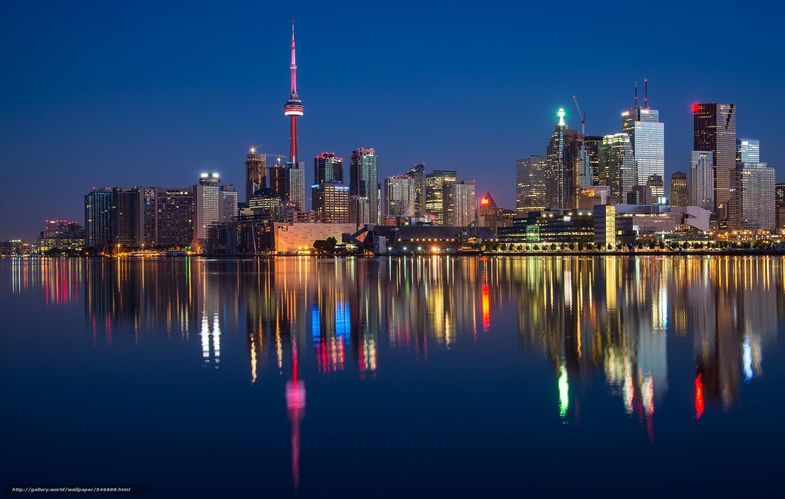 Download wallpaper Toronto Ontario Canada desktop wallpaper in 1600x1017