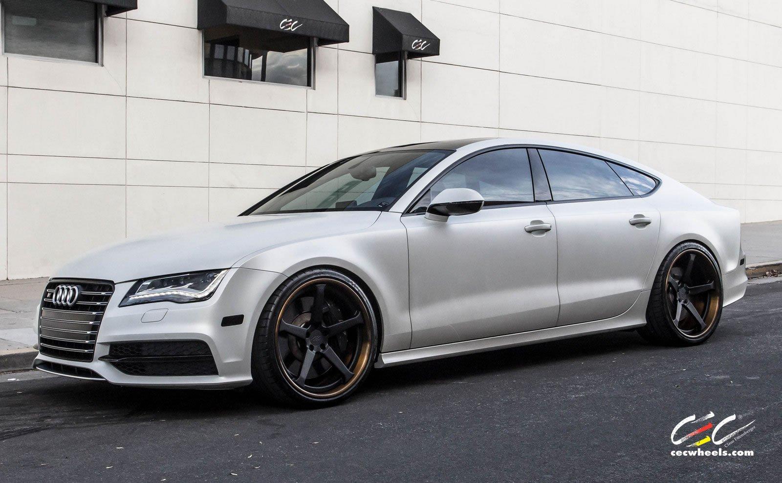 2015 cars CEC Tuning wheels audi S7 wallpaper 1600x989 618628 1600x989