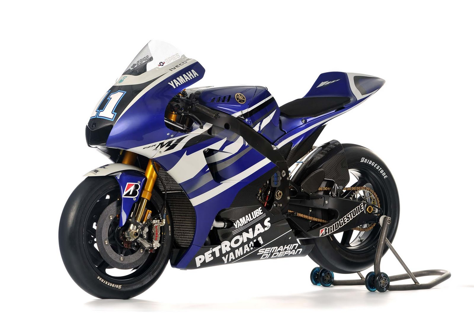Yamaha YZR M1 MotoGP Wallpapers Bikes Cars Wallpapers 1600x1065