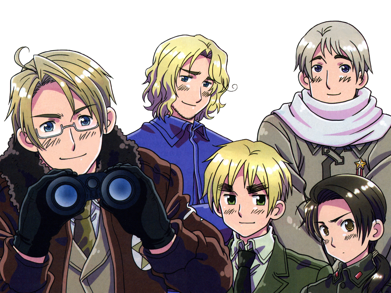 Hetalia Axis Powers Axis Powers Hetalia Hetalia Axis Powers Wallpaper 1600x1200