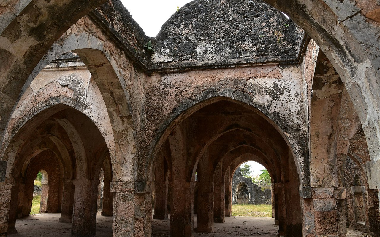Kilwa Kisiwani Ruins 1280x800