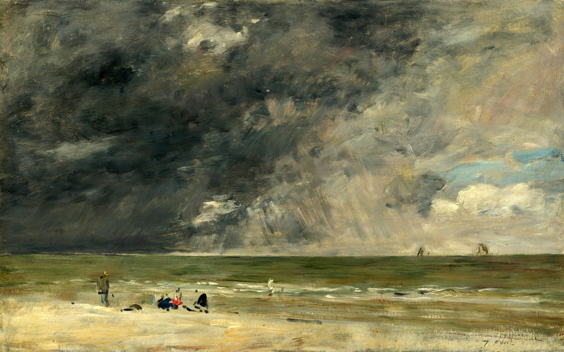 Impressionism Paintings Wallpapers Impressionism Painting 1920x1200