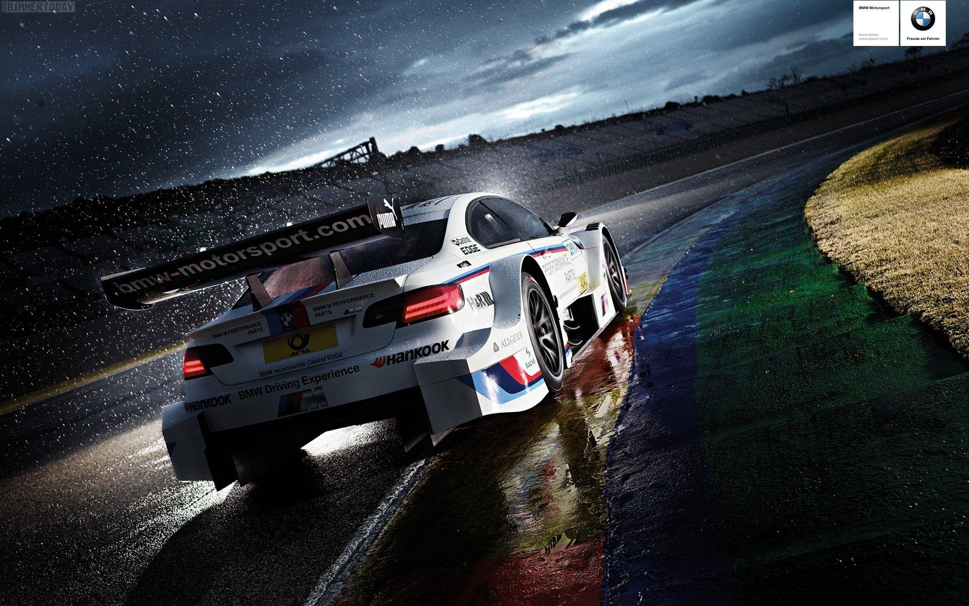 Bmw Motorsport Wallpaper Wallpapersafari