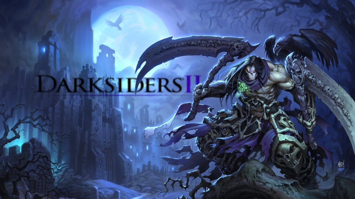 darksiders 2 wallpaper 1920x1080jpg   FROBLOG 1366x768