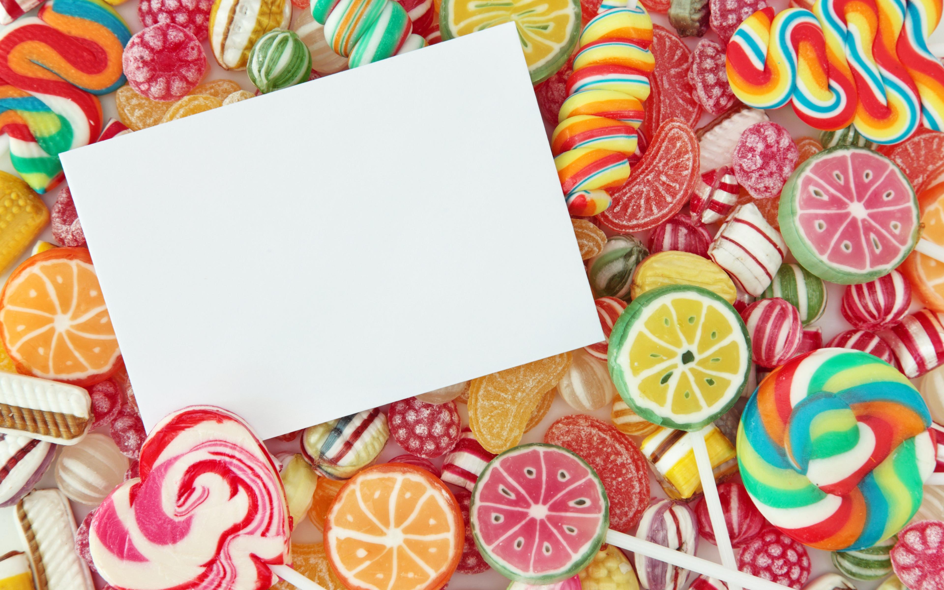 Desktop Candy Wallpapers 3840x2400