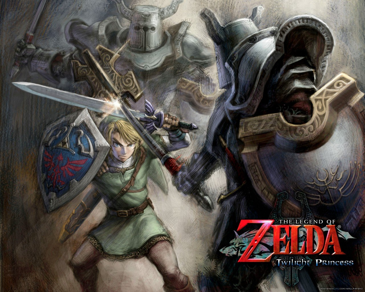 Twilight Princess Wallpapers   The Legend of Zelda Twilight Princess 1280x1024