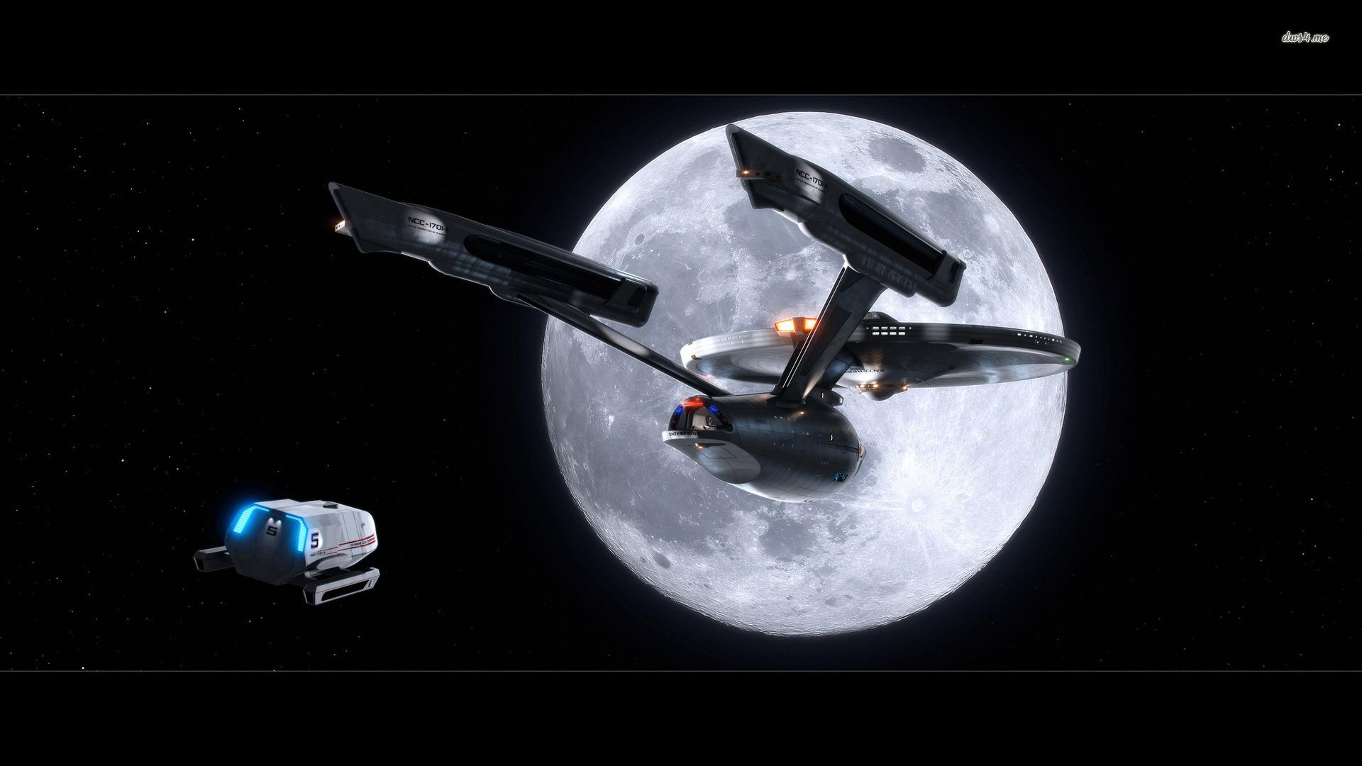 Starship Enterprise   Star Trek wallpaper   976469 1920x1080