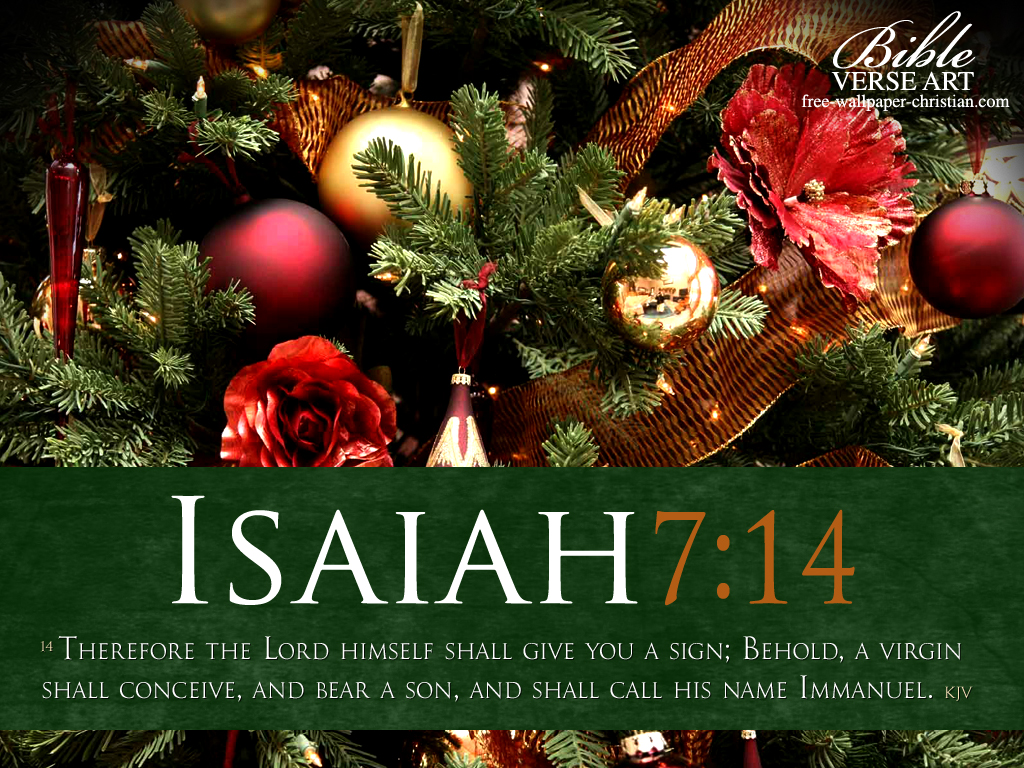 Christmas Wallpaper with Scriptures - WallpaperSafari
