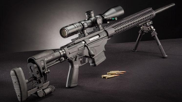 American Rifleman Ruger Precision Rifle 745x420