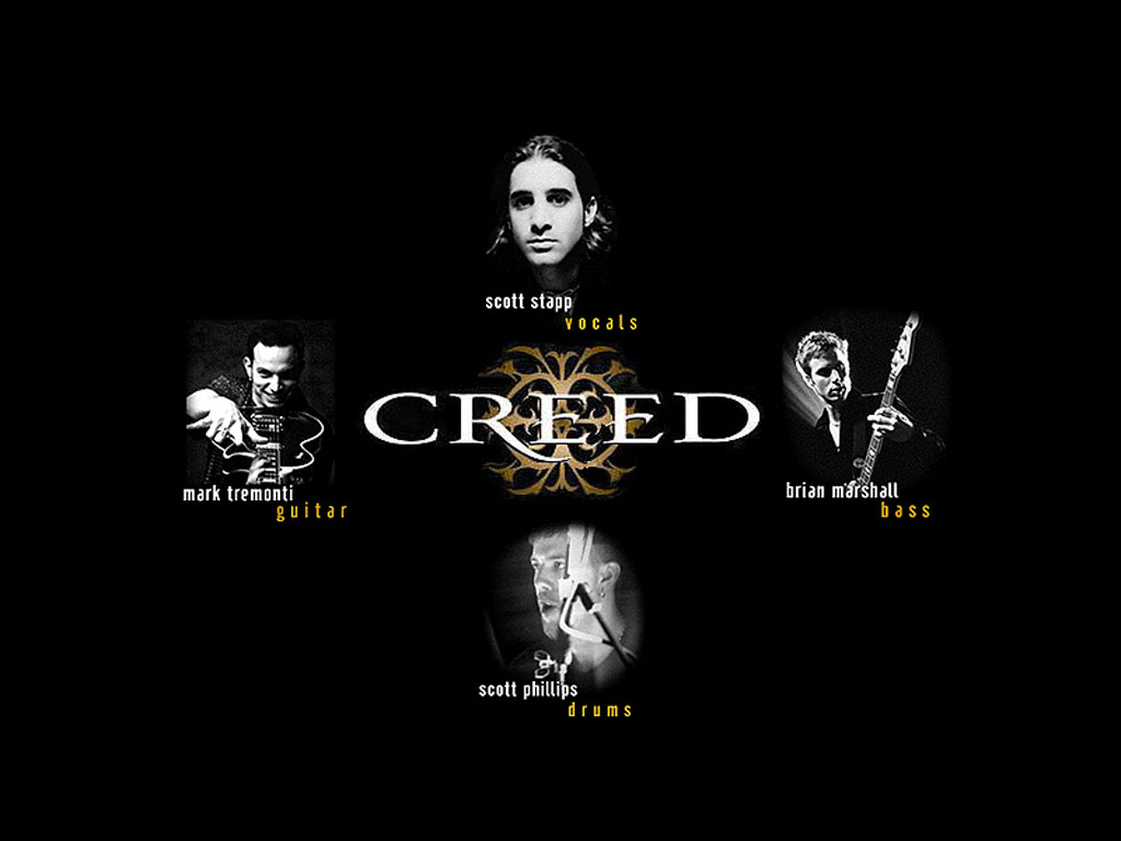 Grup Band Group Band Creed Rock Band From Tallahassee 1024x768