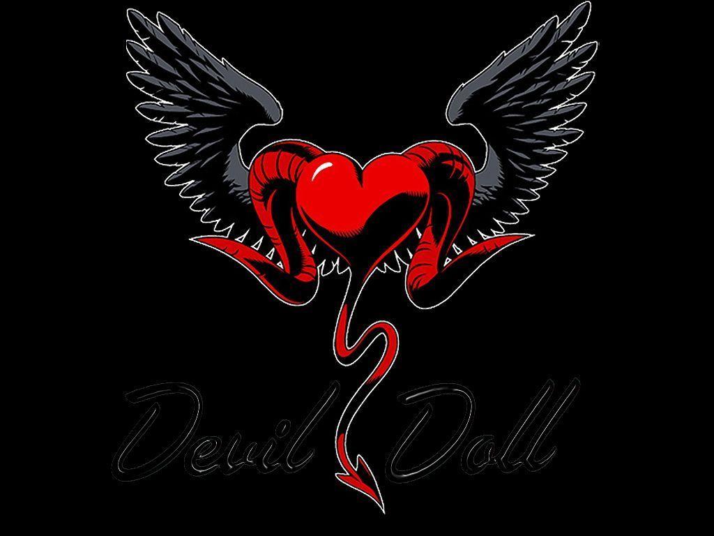 MX78 Devil Adorable Desktop Wallpapers for 47 1024x768