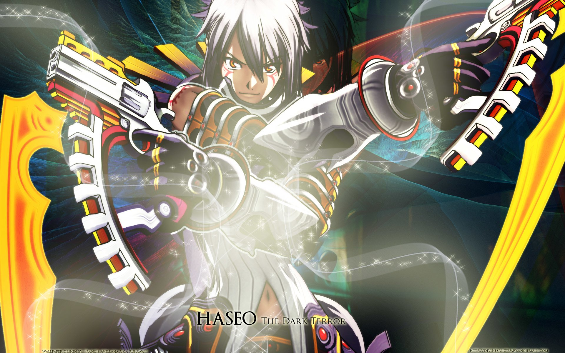 5 Haseo Hack HD Wallpapers Background Images 1920x1200