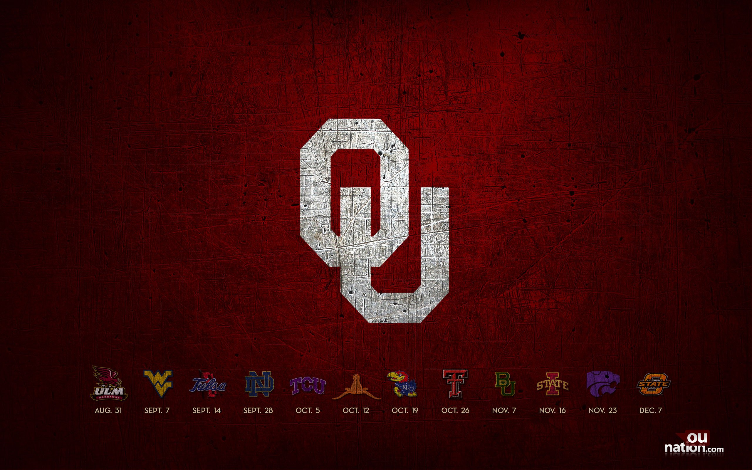 Download Oklahoma Sooners Football Wallpaper Gallery 2560x1600