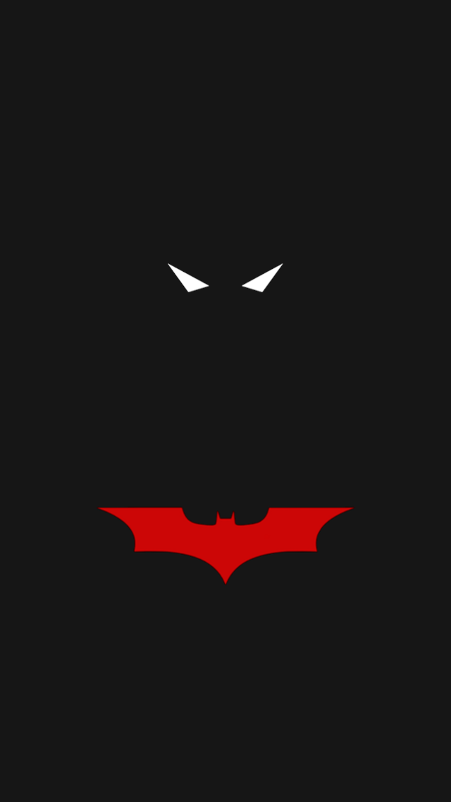 Batman logo iphone wallpaper wallpapersafari - Superhero iphone wallpaper hd ...