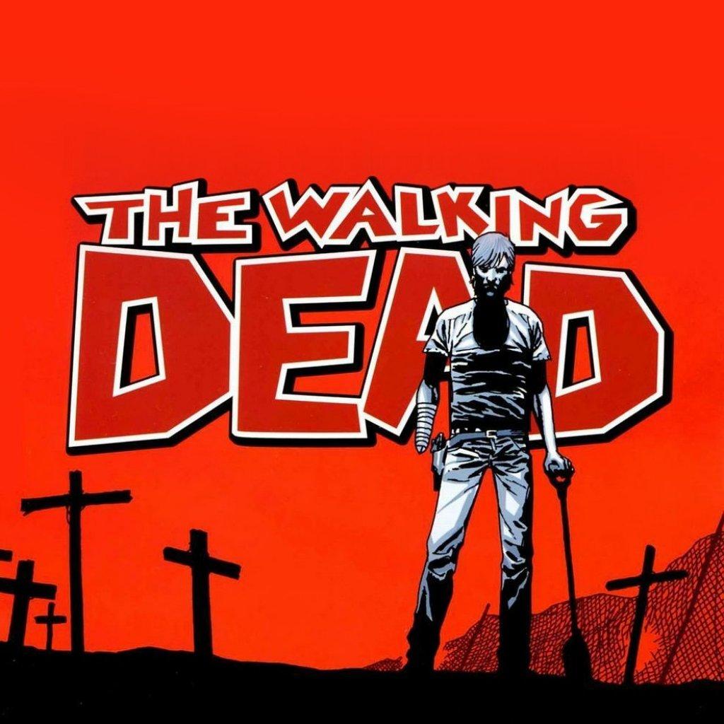 [50+] The Walking Dead IPad Wallpaper On WallpaperSafari
