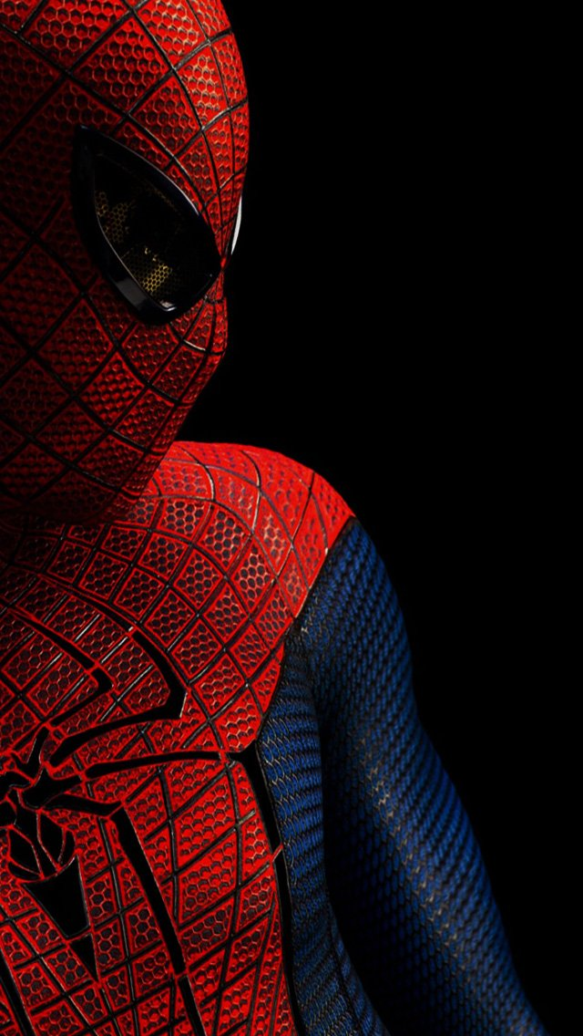 The Amazing Spider Man iPhone 5 Wallpapers HiresMOVIEWALL 640x1136