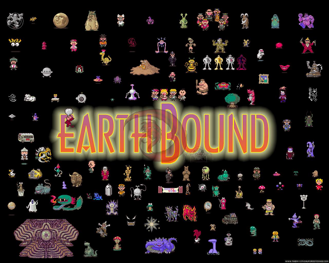 Earthbound Wallpapaer Wallpaper 1280x1024 Earthbound Wallpapaer 1280x1024