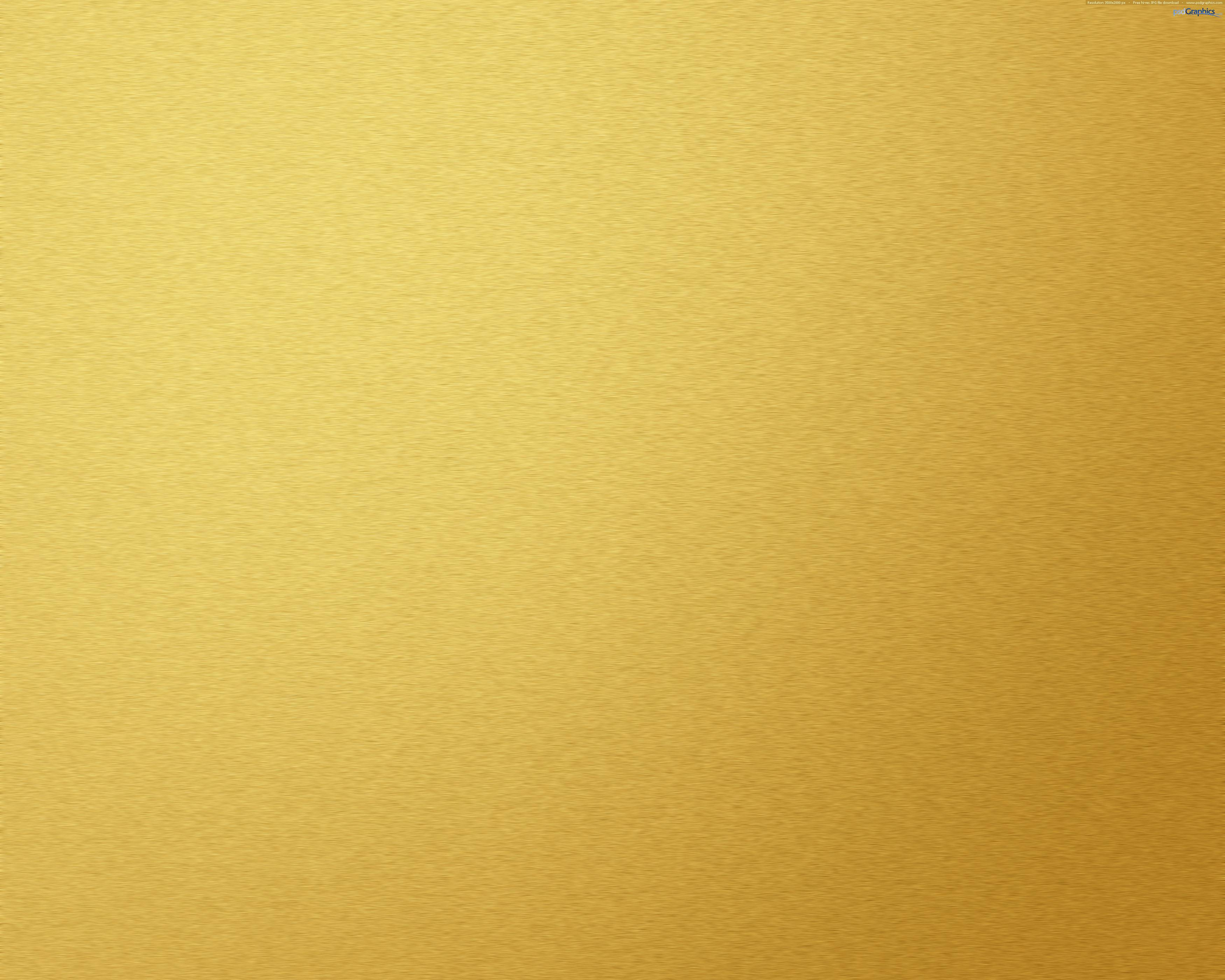 Gold Color Backgrounds 3500x2800