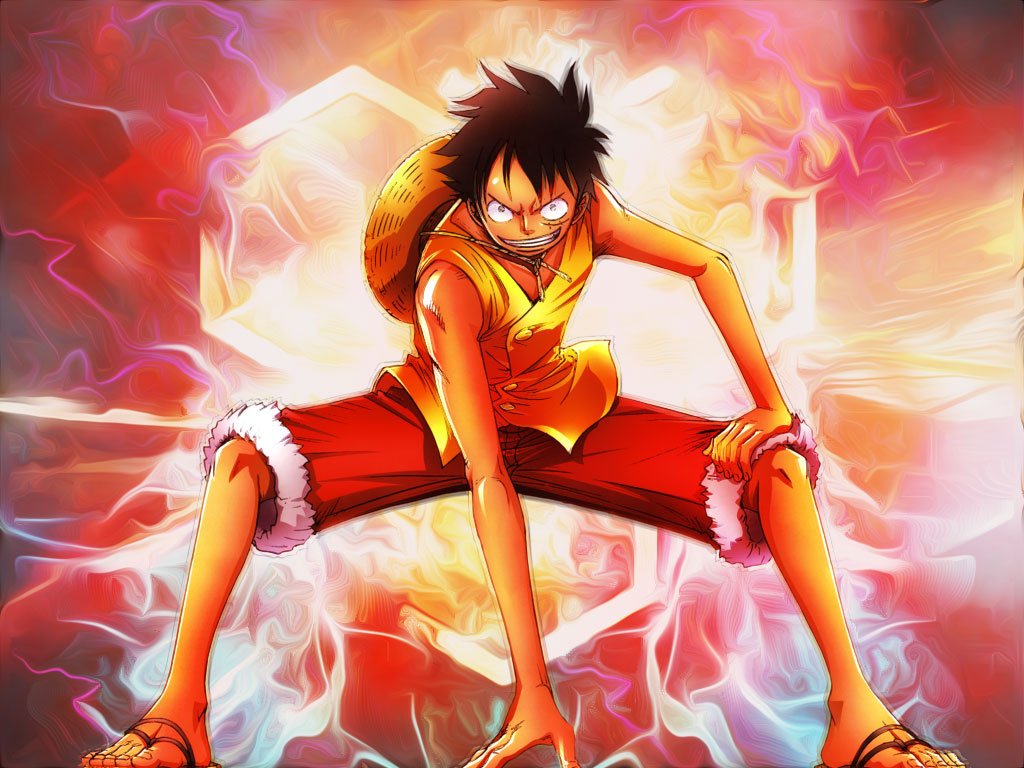 Free Download Monkey D Luffy Angry Viewing Gallery 1024x768