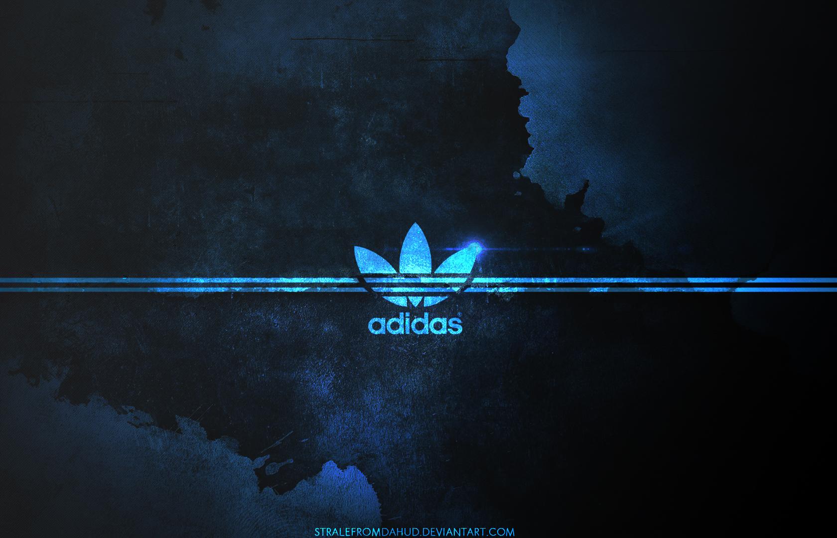 adidas wallpaper by stralefromdahud fan art wallpaper other 2013 2015 1680x1080