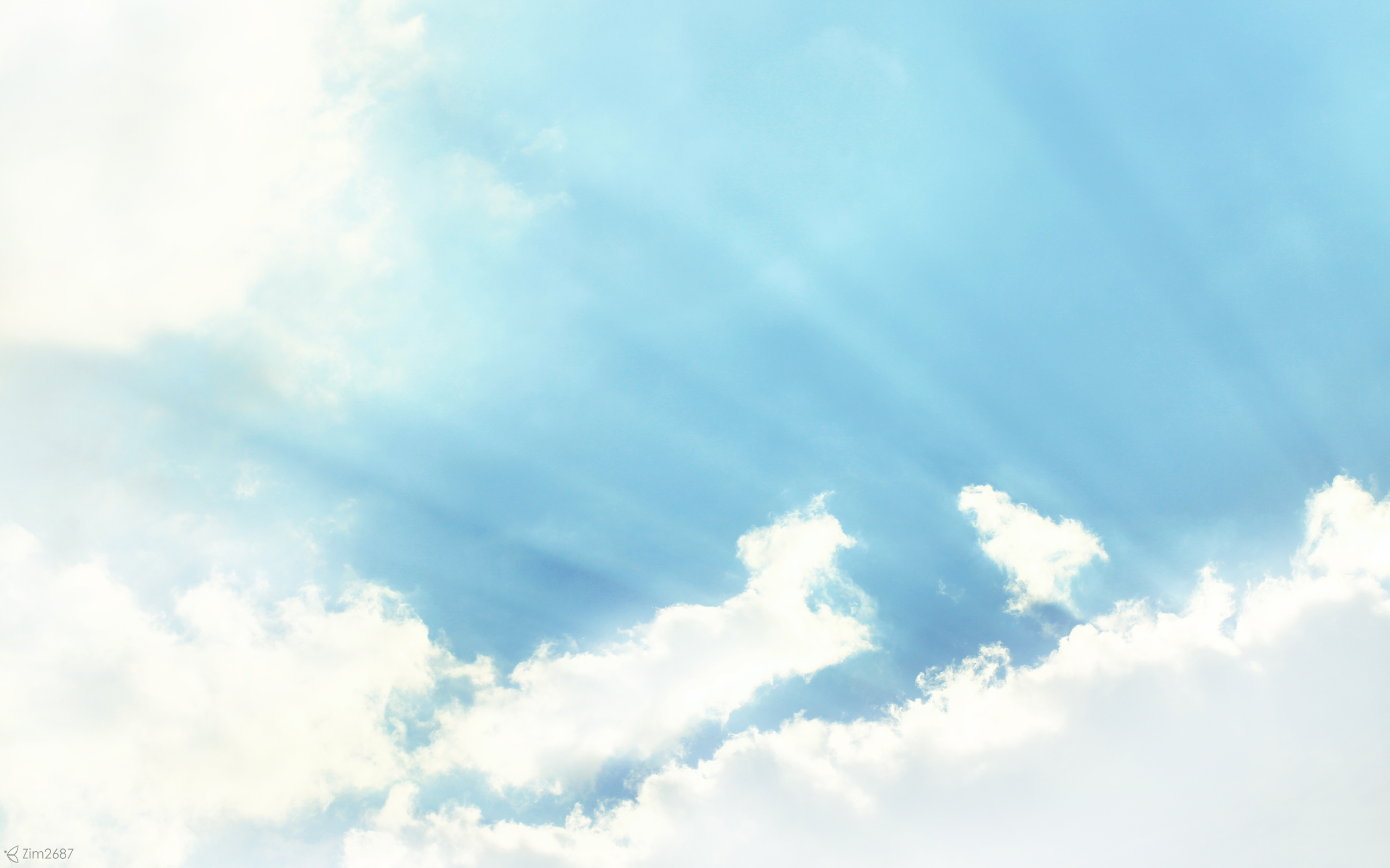 Sky Sunrays Wallpapers HD Wallpapers 2560x1600