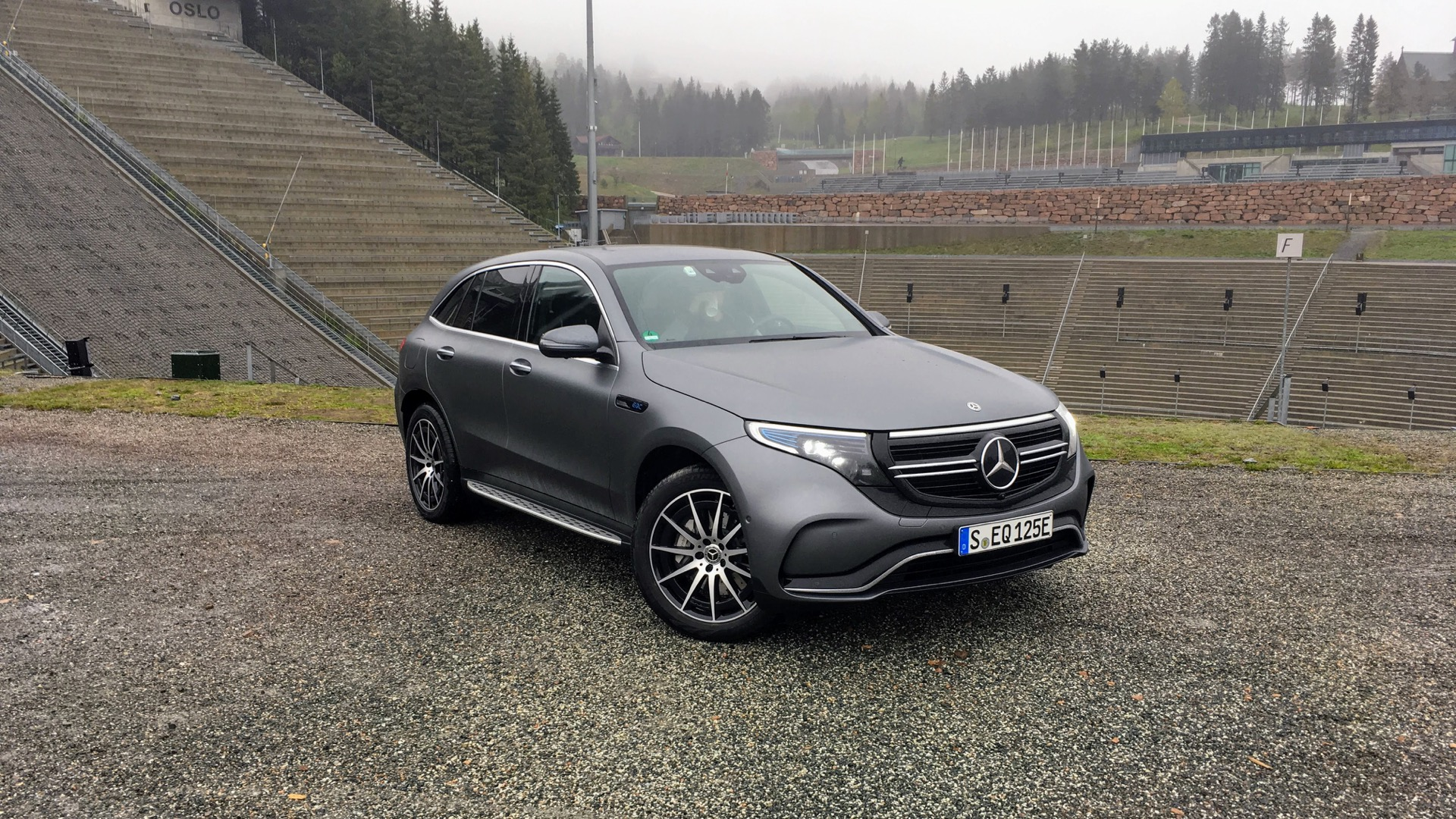 First drive review 2020 Mercedes Benz EQC electric crossover 1920x1080