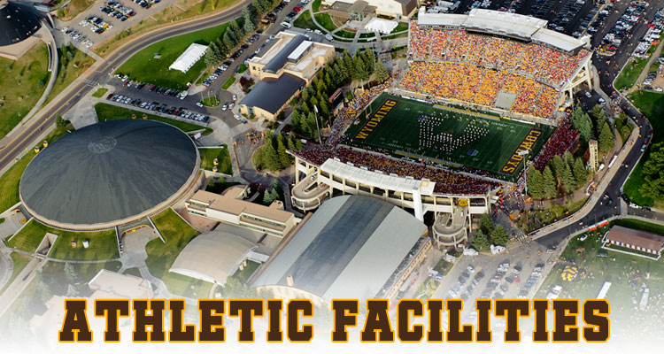 University of Wyoming Official Athletic Site   Facilities 750x400