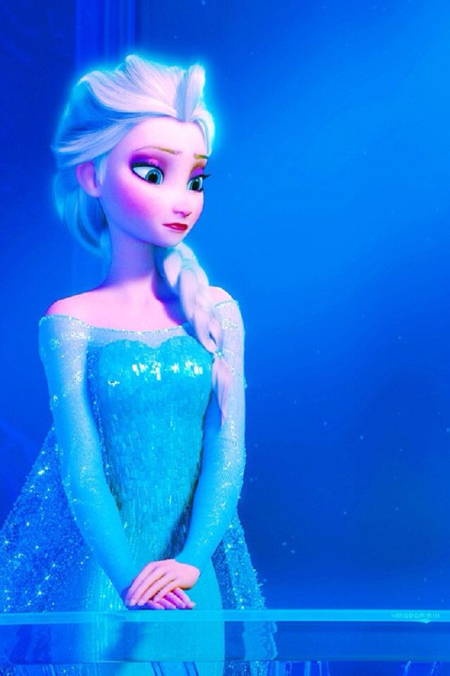 Iphone 5 Disney Frozen Wallpaper Frozen Elsa Iphone 5 640x960